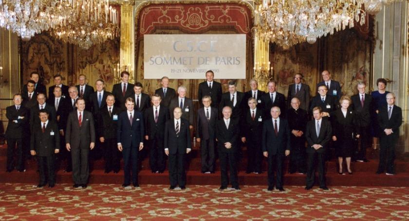 sommet de Paris1990